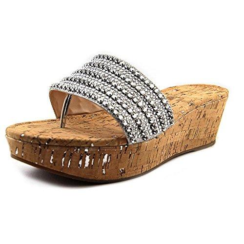Pelle Moda Karson Synthétique Sandales Compensés