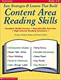 img - for Easy Mini-Lessons That Build Content Area Reading Skills by Joyce Graham Baltas (1999-08-01) book / textbook / text book