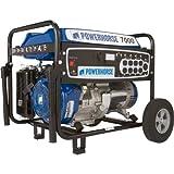 Powerhorse Portable Generator   7000 Surge Watts