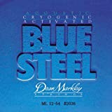 Dean Markley Blue Steel Acoustic 2036 ML(12-54) アコースティックギター弦