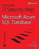 Windows Azure SQL Database Step by Step
