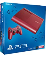 Console PS3 500 Go rouge