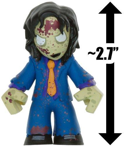 """Blood Splatter Tank Walker: ~2.7"""" Walking Dead x Funko Mystery Minis Vinyl Mini-Figure Series"""