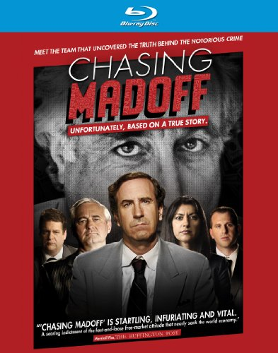 Cover art for  Chasing Madoff [Blu-ray]