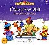 echange, troc Cartwright Stephen - Calendrier Usborne 2011