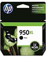 HP 950XL - Black Ink Cartridge (CN045AE)