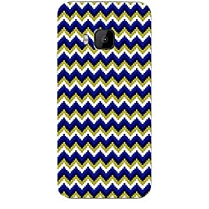 Skin4gadgets CHEVRON PATTERN 14 Phone Skin for HTC ONE M9
