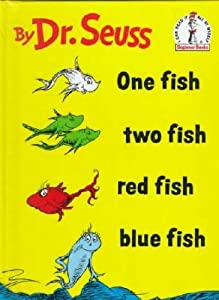 "Cover of ""One Fish, Two Fish, Red Fish, B..."