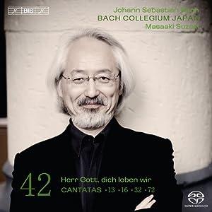 J.S Bach: Cantatas Vol.42
