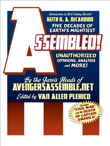 ASSEMBLED! Five Decades of Earth&#039;s Mightiest