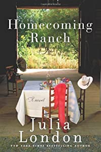 Homecoming Ranch by Julia London ebook deal