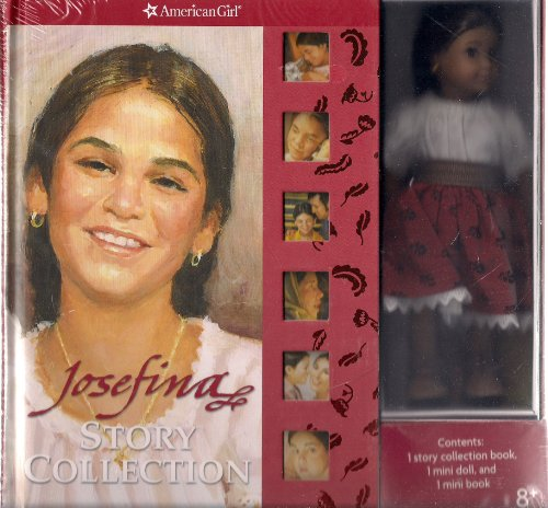 American Girl Josefina Story Collection Plus Mini Doll at Amazon.com