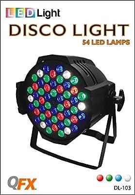 QFX DL-103 DJ LED Disco Light