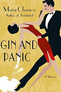 Book Cover: Gin and Panic: A Mystery