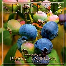 EDIBLES calendar 2013