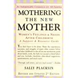 Mothering the New Mother: Women's Feelings & Needs After Childbirth: A Support and Resource Guide ~ Sally Placksin