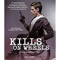 Kills on Wheels [Blu-ray]