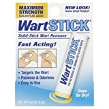WartStick For the Removal of Common and Plantar Wa...