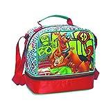 Scooby Doo - Bolsa térmica ideal para llevar almuerzos y otros tipos de comida con motivo Scooby Doo.