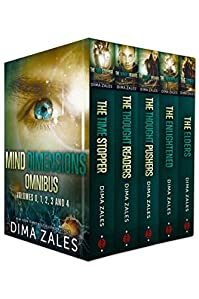 Mind Dimensions Omnibus: Volumes 0-4 by Dima Zales ebook deal