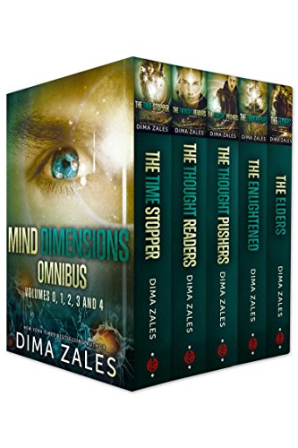 Mind Dimensions Omnibus by Dima Zales ebook deal
