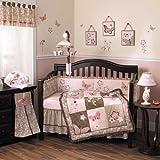 Cocalo Mia Rose 6 Piece Crib Bedding Set