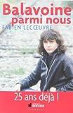 echange, troc Fabien Lecoeuvre - Balavoine parmi nous