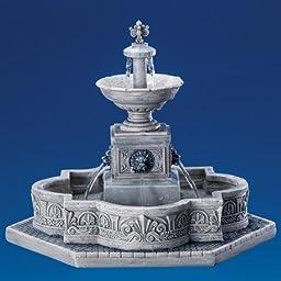 Lemax Village Collection Modular Plaza Fountain # 64061