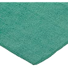 "Impact LFKS300 Microfiber All-Purpose Cloth, 12"" Length x 12"" Width, Green (20 Bags of 12)"