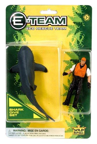 Wild Republic E-Team Blister Shark