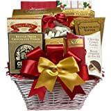 The Sweet Life Cookies and Candy Gift Basket
