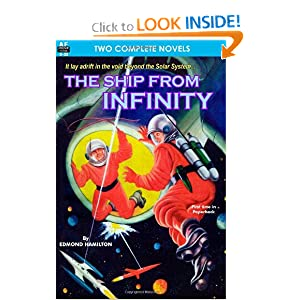 Ship from Infinity, The, and Takeoff by Edmond Hamilton and C. M. Kornbluth