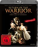 Return of the Warrior - Uncut Edition [Blu-ray]