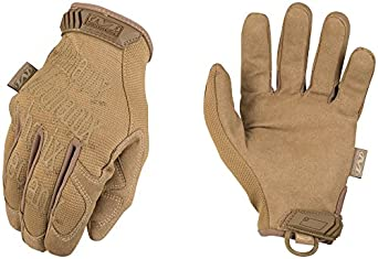 Mechanix Wear MG-72-010 Original Glove, Coyote, Large