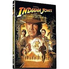 Indiana Jones et le Royaume du Crâne de Cristal - Steven Spielberg