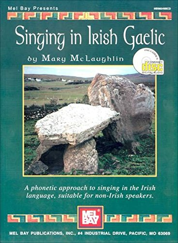 Singing in Irish Gaelic