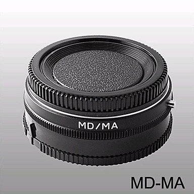 Flash-Ddlmd-Ma Adapter Mount Minolta Md Lens To Sony Minolta Slr / Dslr With Optial Glass (Cca156)
