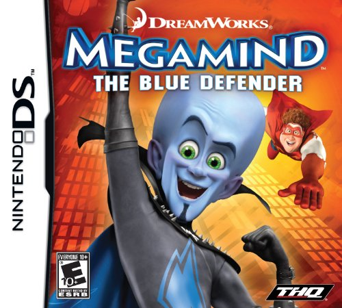 Megamind - The Blue Defender - Nintendo DS