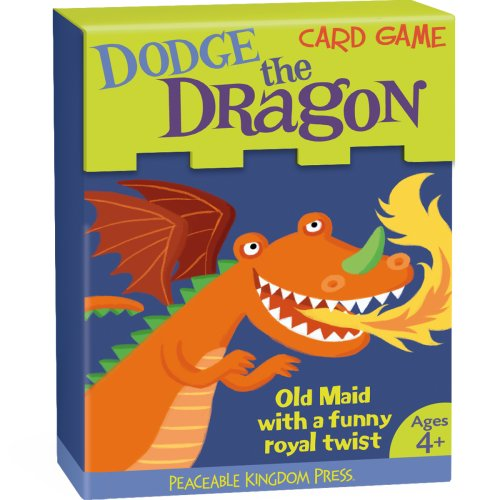 CG6 - Dodge the Dragon Card Game (Cards)