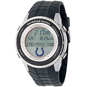 NFL Mens NFL-SW-IND Schedule Series Indianapolis Colts Watch by Game Time