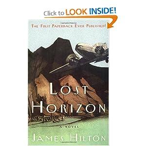 Lost Horizon  A Novel