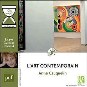 L'art contemporain en 1 heure | Livre audio