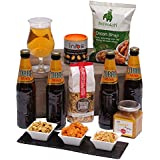 Flavours Of The East - The Perfect Gift for Any Occasion - Cobra Beer, Snacks and Treats all in one Hamper!