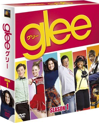 glee/��� ��������1 <SEASONS����ѥ��ȡ��ܥå���> [DVD]
