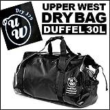 【UPPER WEST】 防水 DRY BAG ダッフル ドライバッグ レイン対策