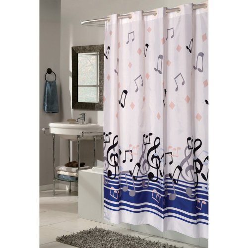 Carnation Home Fashions Shower Curtains Shower Curtains Outlet