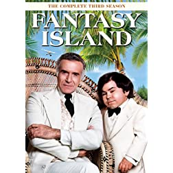 Fantasy Island: The Complete Third Season
