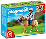 Playmobil 5109 Riding School Horse with Stall