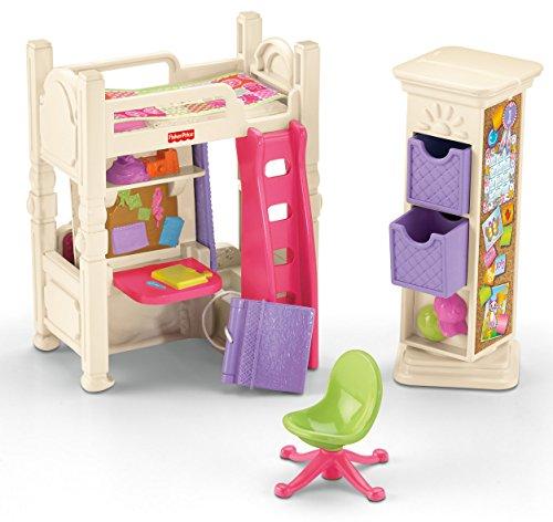 fisher price loving family deluxe decor kids bedroom furniture