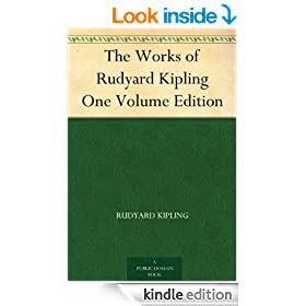 The Works of Rudyard Kipling One Volume Edition